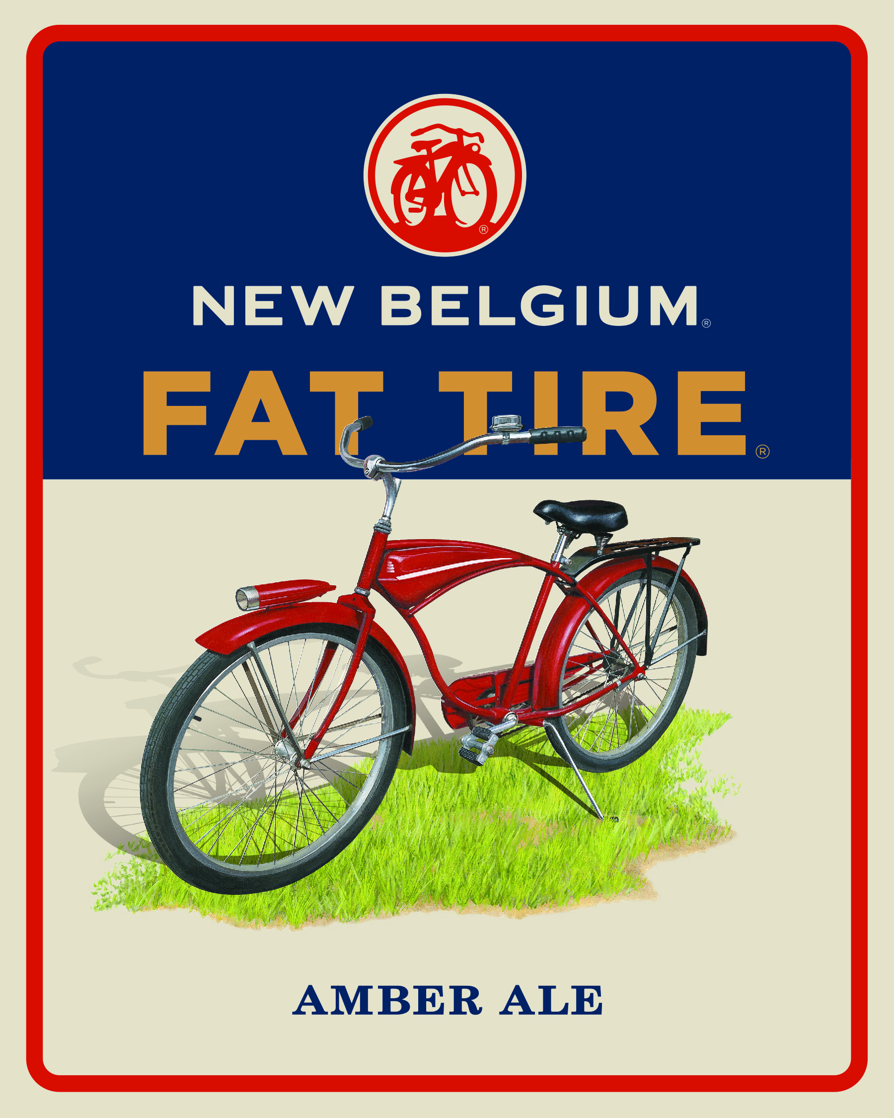 Fat Tire Icon